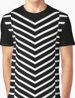 Lines - Triangles Down  Graphic T-Shirt