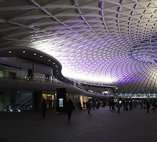 Kings Cross Station by Heather Thorsen