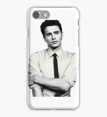 Young James Franco iPhone Case/Skin