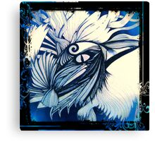 Tui Blue Period Canvas Print