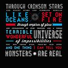 DOCTOR WHO | universe of impossibilities by rushmores