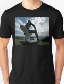 Toilet Man Sculpture,Bermagui,Australia 2015 T-Shirt