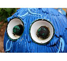 McDonalds Fry Kids Eyes Photographic Print