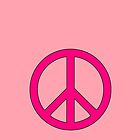 Peace Sign by Chillee Wilson by ChilleeWilson