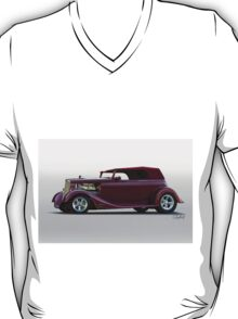 1934 Ford Vicky Convertible T-Shirt
