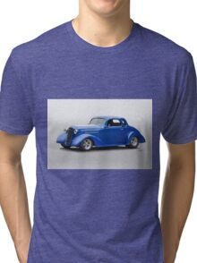 1936 Chevrolet Master Deluxe Coupe Tri-blend T-Shirt