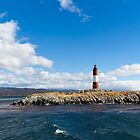 Beagle Channel Lighthouse, Argentina by parischris