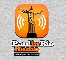 Paul in Rio Radio #02 Mens V-Neck T-Shirt