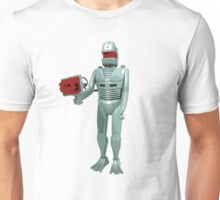 ROM the space knight - retro Action Man (or GI Joe) toy 8-bit style Unisex T-Shirt
