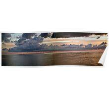 Florida Sunrise, Sunny Isles Poster