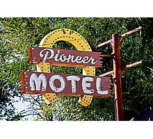 Canon City Bling  Photographic Print