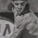Nadal by Mike O'Connell