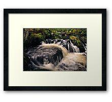 Big Rock Framed Print