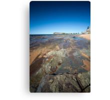 Collaroy Beach Canvas Print