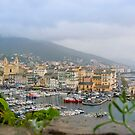 The old port of Bastia  by 29Breizh33