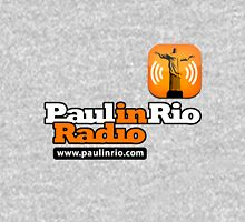 Paul in Rio Radio #01 Womens Fitted T-Shirt