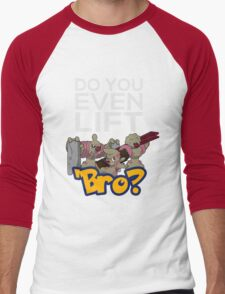 Do You Even Lift Bro - Pokemon - Conkeldurr Family T-Shirt