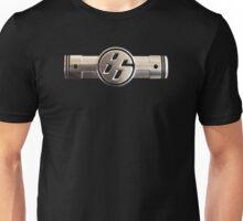 FR-S Pistons GT 86 SILVER Unisex T-Shirt