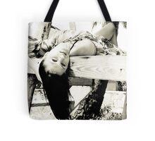 Caribbean Girl 03 Tote Bag
