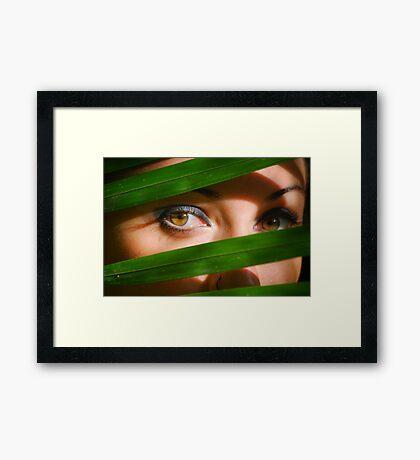 Caribbean Girl 04 Framed Print