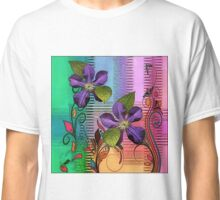 Vining Abstract Classic T-Shirt