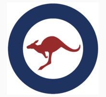 Roundel of the Royal Australian Air Force by Spacestuffplus