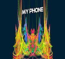 My phone i-phone XVIII by sunnymood