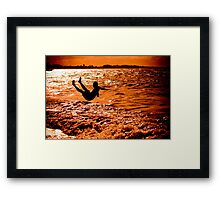 Caribbean Fun! 01 Framed Print