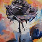 Black Rose by Michael Creese