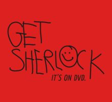 Get Sherlock - it's on DVD. by fuesch