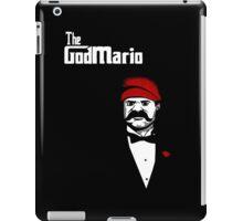 The Super Godfather Mario  iPad Case/Skin