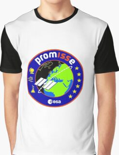 PromISSe Mission to the ISS Graphic T-Shirt