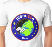 PromISSe Mission to the ISS Unisex T-Shirt