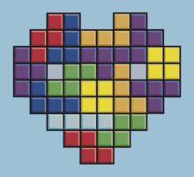 Pixel Heart by BertaFavs