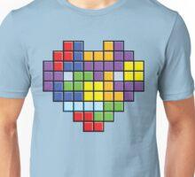 Pixel Heart Unisex T-Shirt