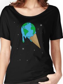 Global Warming  Women's Relaxed Fit T-Shirt