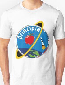 ESA's Principia Mission Logo T-Shirt
