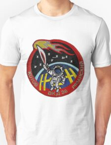 Soyuz and the Olympic Torch Logo T-Shirt