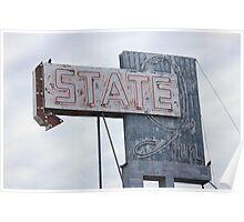 State Inn Poster