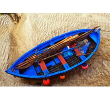 Lewis: Sgoth Niseach - Ness Boat  Photographic Print