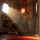 St. Peter's Basilica by Angela King-Jones