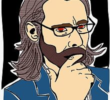 The Vice President Of The Colonies, Dr. Gaius Baltar by Leomeow