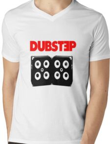 DUBSTEP. Mens V-Neck T-Shirt