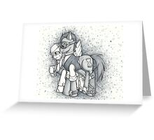 SteamPony The Doctor-Derpy Greeting Card