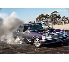 HIZNHERZ Burnout Photographic Print