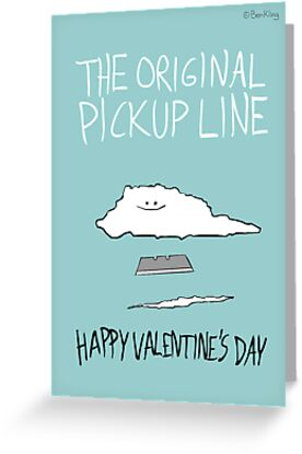 The Original Pickup Line by Ben Kling