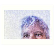 me , 27 May 2012 Art Print