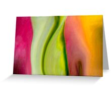 Raeleen's Abstract Greeting Card