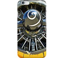 WWII FIGHTER iPhone Case/Skin