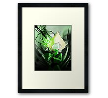 Peridot Framed Print